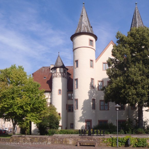 Das Lohrer Schloss - Bild Nr. 201407150181