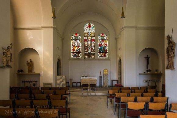 Kreuzkapelle Innenansicht - Bild Nr. 201409071105