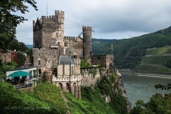 Burg Rheinstein - Bild Nr. 201409271309