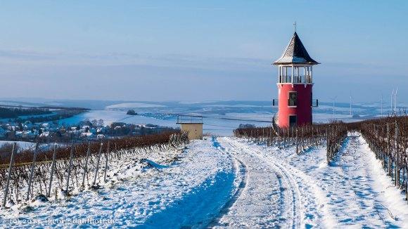 Der Wörrstadter Wingertsturm - Bild Nr. 201412281723