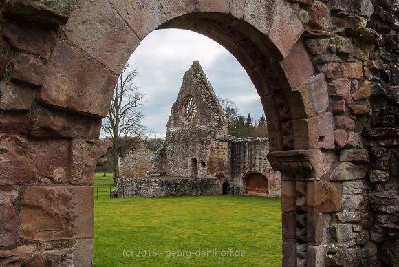 Dryburgh Abbey - Bild Nr. 201503144344