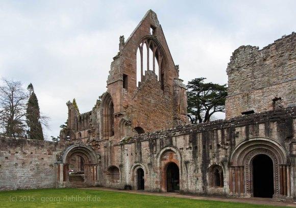 Dryburgh Abbey - Bild Nr. 201503144353