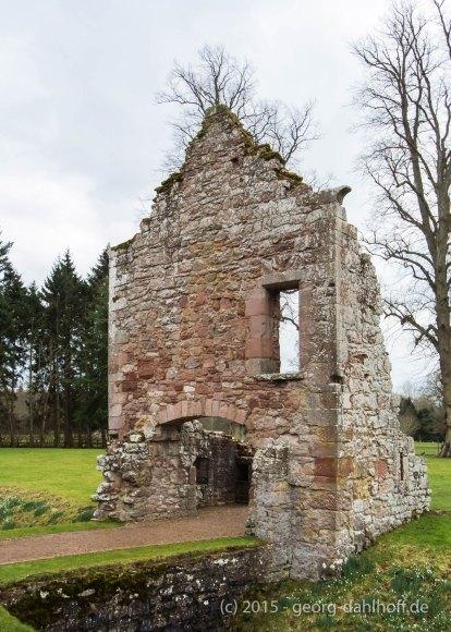 Dryburgh Abbey - Bild Nr. 201503144355