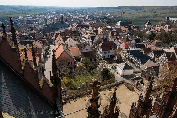 Oppenheimer Altstadt - Bild Nr. 201503281821