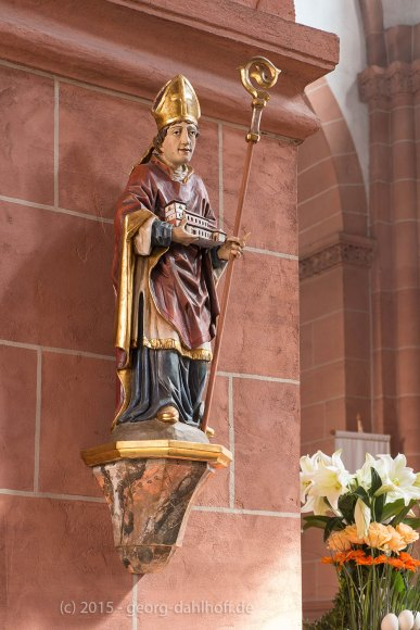 Basilika St. Lambert: Kirchenpatron - Bild Nr. 201504061939