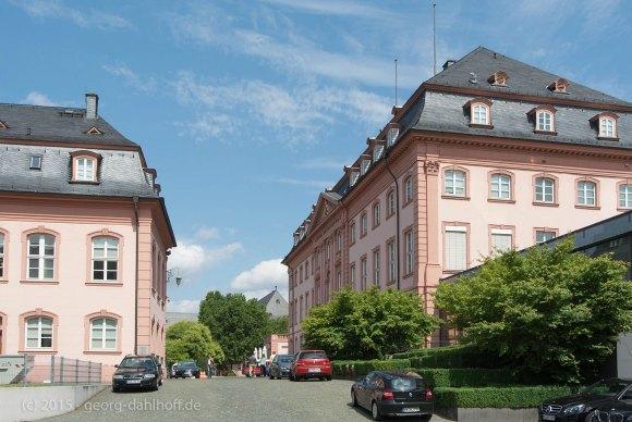 Der Landtag von Rheinland-Pfalz - Bild Nr. 201507184681