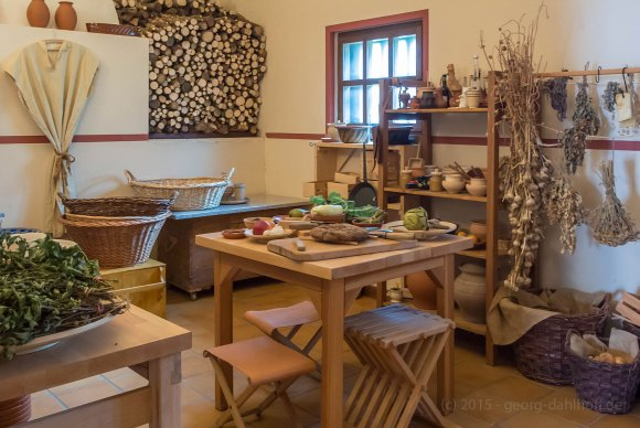 Villa Borg: Küche - Bild Nr. 201507194750