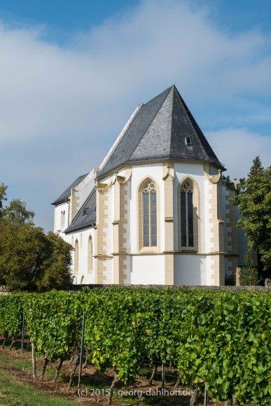 Die Bergkirche von Udenheim/Rheinhessen - Bild Nr. 201508292820