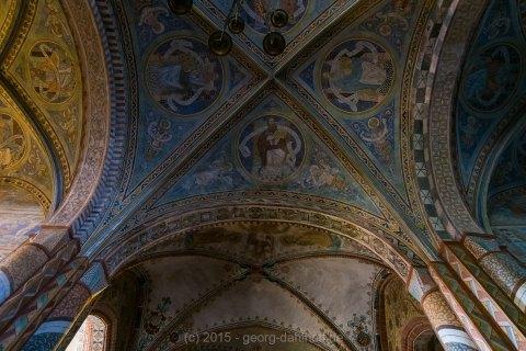 Deckenfresken, St.-Marien-Kirche - Bild Nr. 201509253235