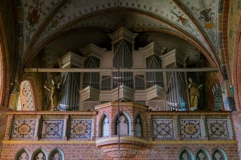 Orgel, St.-Marien-Kirche - Bild Nr. 201509253237