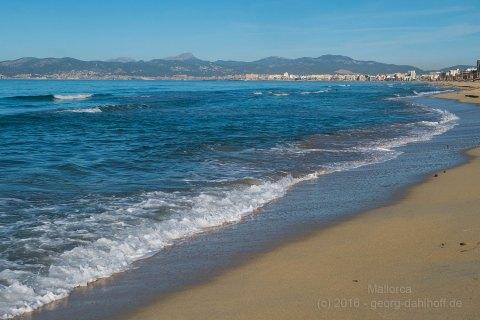 Playa de Palma, Anfang März - Bild Nr. 201603044088