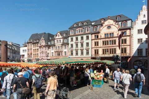 Mainzer Wochenmarkt - Bild Nr. 201605070172
