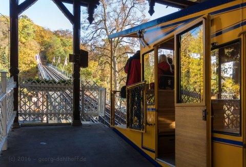 Nerobergbahn, Talstation - Bild Nr. 201610300901
