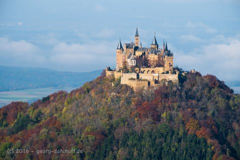 Burg Hohenzollern - Bild Nr. 201610315480
