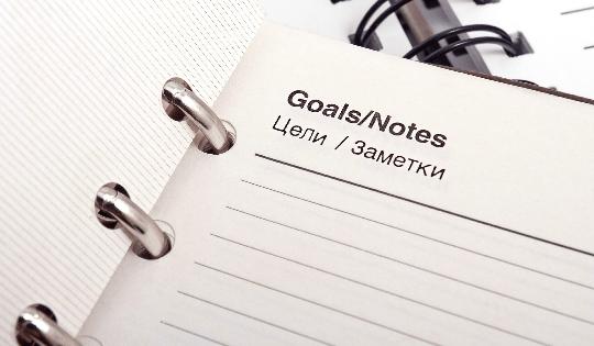 plans your goals
