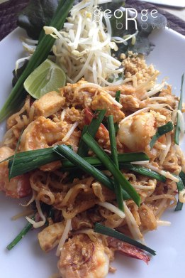 Pad Thai to wrap up second lunch