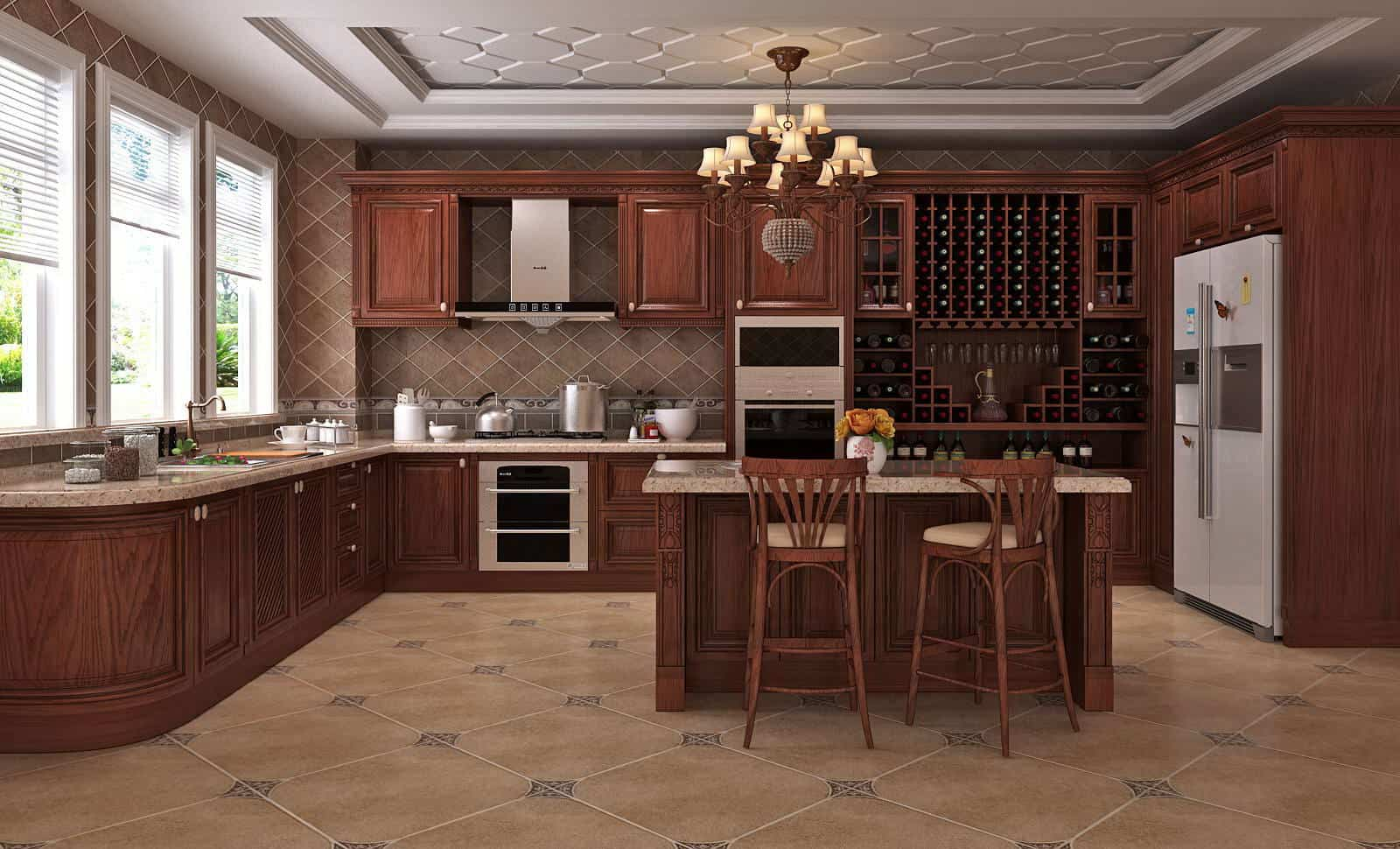 Solid Wood Kitchen Cabinets Wholesale Solid wood kitchen cabiwholesale prices,Premium Quality