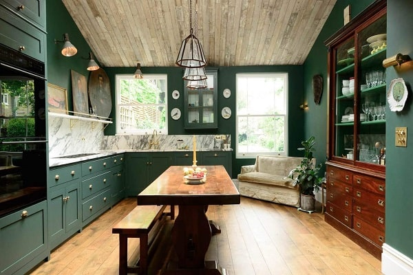 Bamboo Kitchen Cabinets Affordable Luxury Pros Cons