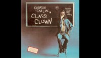 """The cover of Georges legendary 1972 album, """"Class Clown"""""""