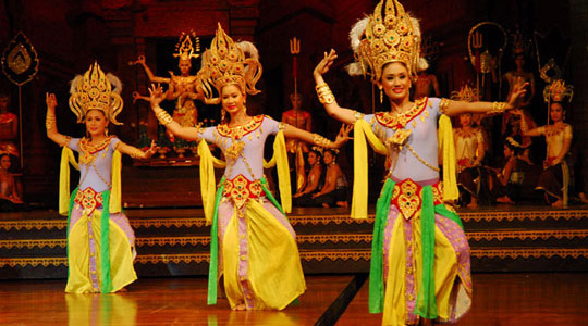 Thailand Culture Country Project
