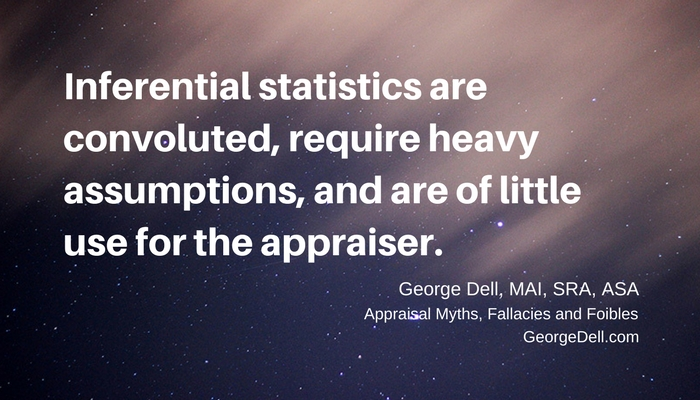 Inferential Statistics Myths Fallacies and Foibles