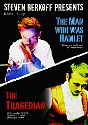 2011, The Man Who Was Hamlet - Riverside (Steven Berkoff presents)
