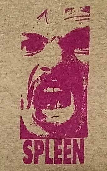 Spleen T-shirt