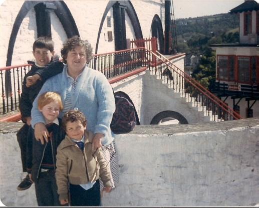 1980 s cousin paul peter nan and