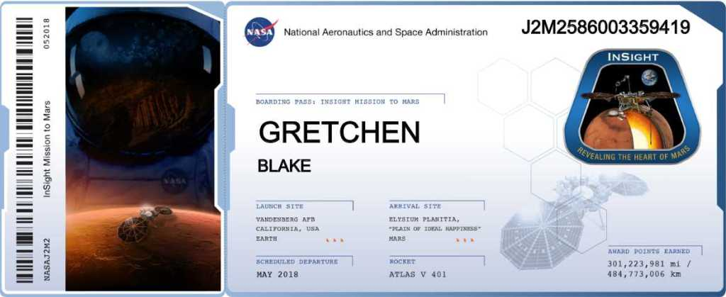 The Music of Mars InSight Gretchen Black