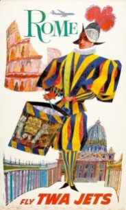 TWA - Rome (David Klein)
