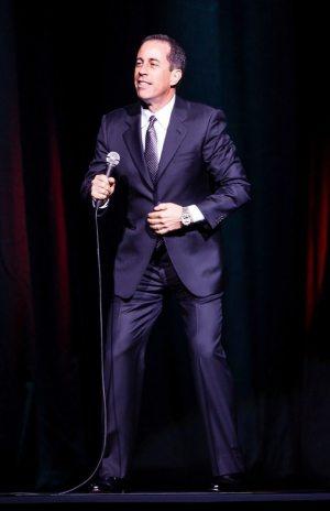 Jerry Seinfeld. Photo by Jason Sheldon.