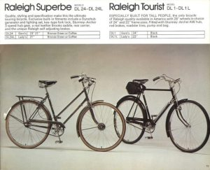 Raleigh DL1