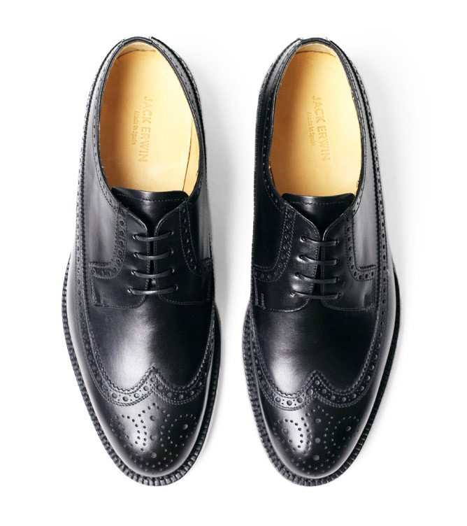 Jack Erwin - Hubert Long Wing Blucher