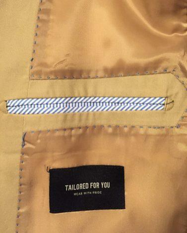 Inside right pocket
