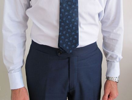 Suitsupply Napoli - pants front
