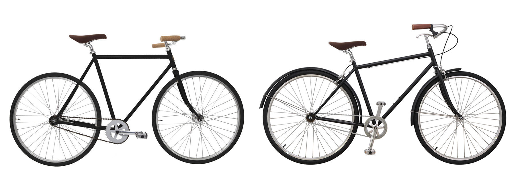 """b7f3cd2915b The frame on the left is a classic diamond frame that I prefer. On the  right is the """"sportier"""" men's frame design that has grown popular as of  late, ..."""