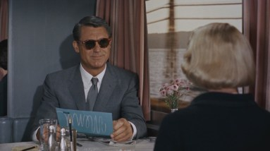 As Roger Thornhill in North by Northwest (1959)