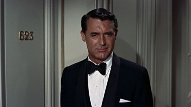 As John Robie in To Catch a Thief (1955)