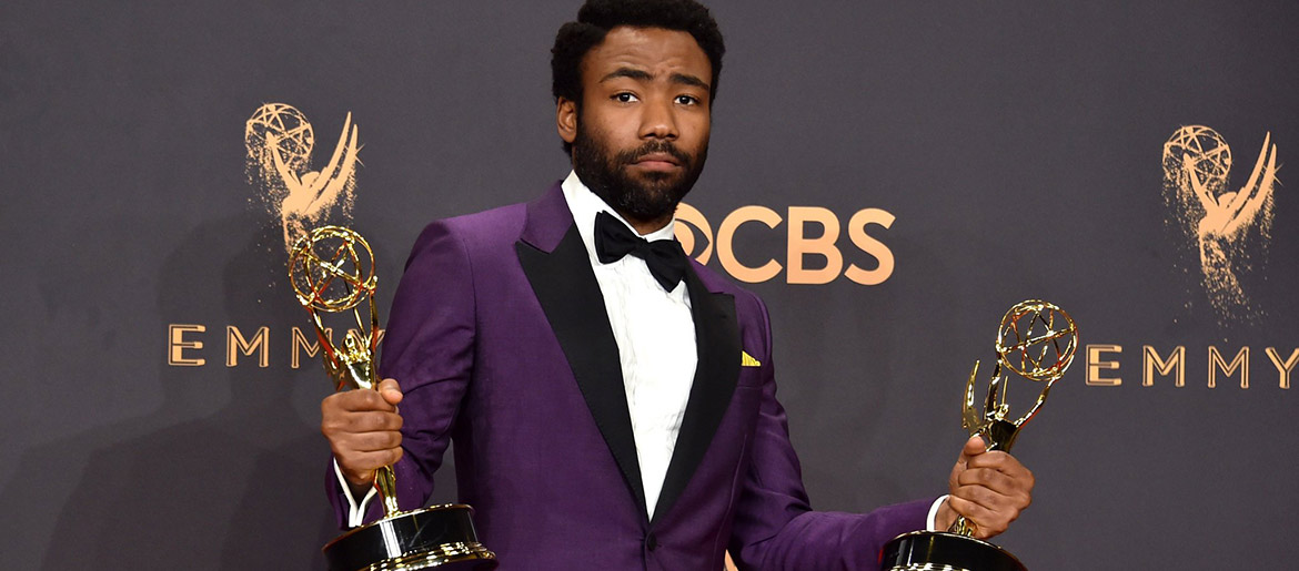 The Black Tie Situation at the 2017 Emmy Awards