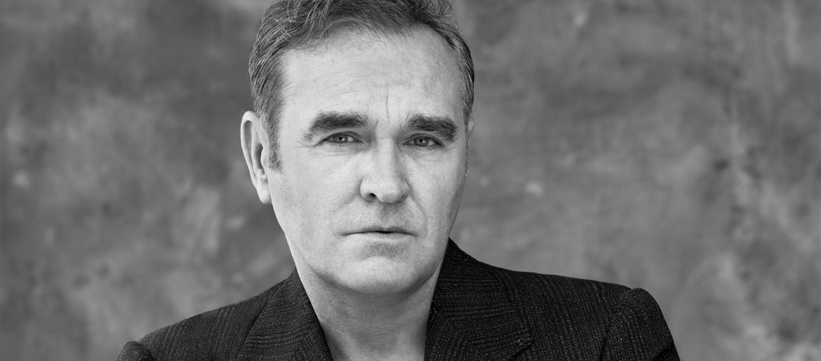 Morrissey's First Tweet (and a New Single)