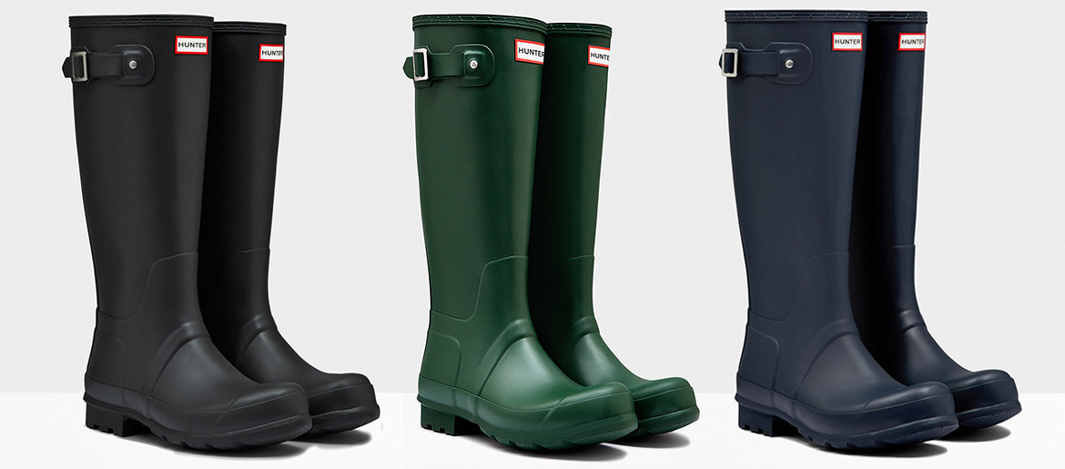 The Essential Wellington Boot