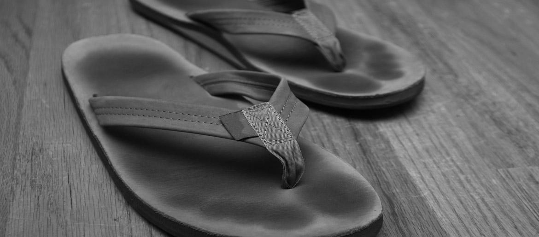 c83e8d3de Notes on a Sandal – George Hahn