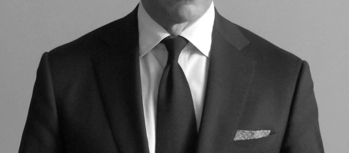 The Proportions of Shirt Collar, Tie, and Lapel Widths