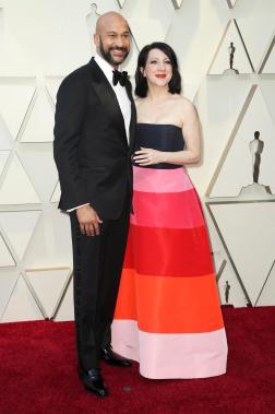 Keegan-Michael Key and Elisa Pugliese. Photo by Josh Haner/The New York Times.