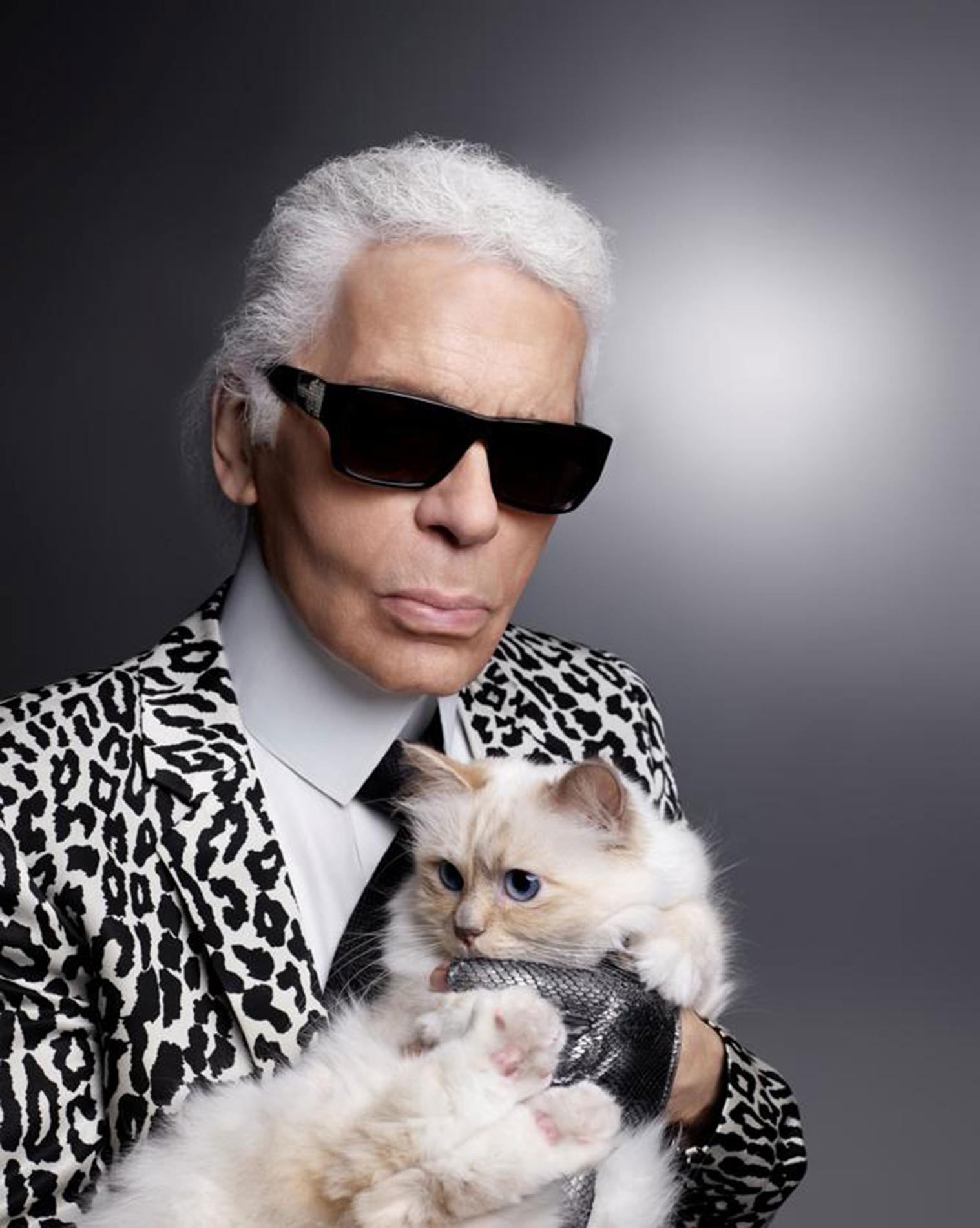 The Thing About Karl Lagerfeld