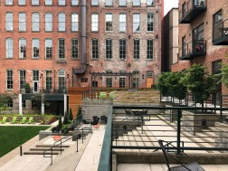 Courtyard - S