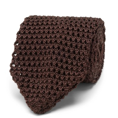 Brown Knitted (cotton)