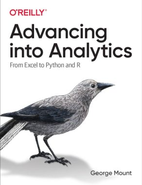 Advancing into Analytics Cover Image