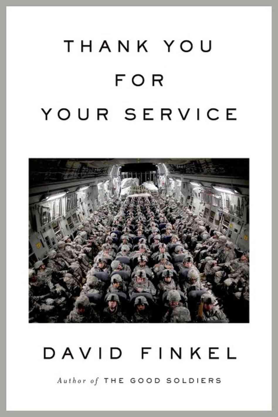 Image result for Thank you for your service – David Finkel