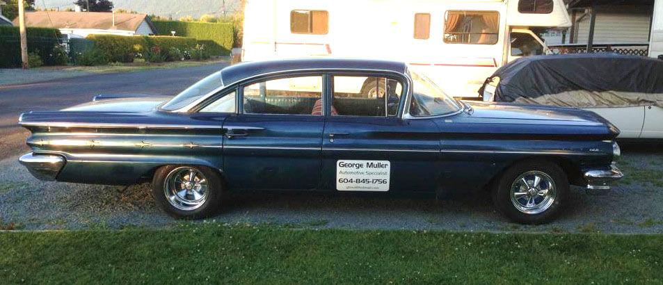 Classic Car Restoration Engine Repair Restoration